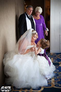 Generations of love. Photo from Roland Silva Beautiful Moments, Take That, Flower Girl Dresses, Wedding Photography, Weddings, Wedding Dresses, Collection, Fashion, Wedding Shot