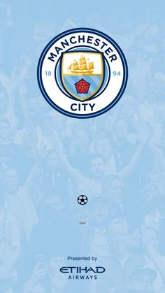 City Manchester City Logo, Manchester City Wallpaper, Manchester United Team, Soccer Birthday Parties, Nike Wallpaper, Blues, Football Wallpaper, English Premier League, Football Pictures