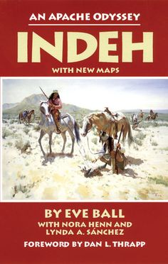 """My auntie Becky.gave this book to me several years ago but only finished reading it about 3 years ago. I wished I wouldn't of waited so long to learn about the Apache Indians as I learned my grandfather, her and my mother's father, was Apache. Wow, great book! How much more I want to learn the """"truth"""" about what happened to them. I am proud to have some Apache blood running thru these veins! Sincerely..Jenn"""