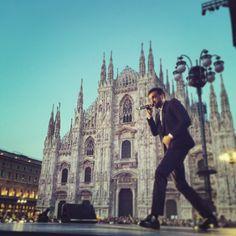 MENGONI RE DEI SOCIAL AL #RILIVE DI RADIO ITALIA