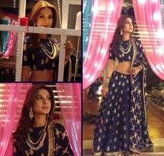Jennifer Winget looks stunning in her traditional wear & we can't take our eyes off her!