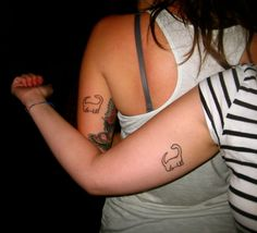 35 of The Best Friendship Tattoos