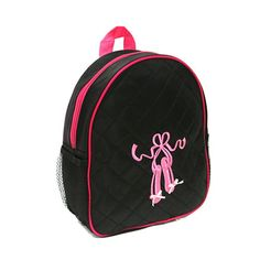 Monogram Dance Backpack/Personalized dance tote/dance Bag/Tote Bag/handbag by sewsassybootique on Etsy Pink Ballet Shoes, Ballet Bag, Personalized Backpack, Personalized Items, Custom Tees, Vintage Embroidery, Monogram Logo, Tote Bag, T Shirts With Sayings
