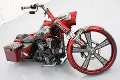 Desert Autoplex - 2010 Harley-Davidson Road King Sinister Custom Turbo Bagger AMAZING!! - Tempe, Arizona