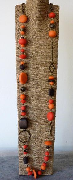 Bienvenue sur mon blog plein de couleurs consacré à la présentation de mes créations de bijoux fantaisie en pate polymère.  Bijoux uniques, ou en très très petite quantité.  Chaque perle est imaginée pour créer un bijou unique.  Vous avez la possibilité de vous les procurer via ma boutique dawanda.  Possibilité de bijoux personnalisés à la demande.  Bonne visite ! A bientôt