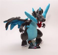Pokemon Go Plush Toys Movies & TV Anniversary Mega Charizard Stuffed Kids Toys Pokemon Go Peluche Stuffed Animals & Plush WJ459