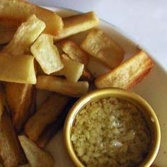 How to make Yuca Fries (Yuca Frita) - Easy Cuban and Spanish Recipes