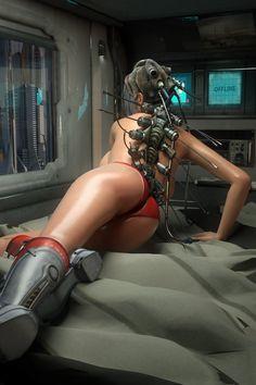 Cyberpunk, Communication Breakdown
