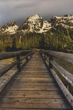 Grand Teton National Park, Wyoming | Kathleen Walter