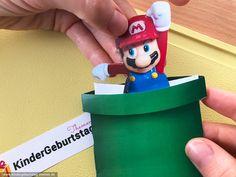 Super Mario Einladungskarten – free Printable - New Ideas Homemade Wedding Invitations, Christmas Wedding Invitations, Diy Wedding Invitations Templates, Super Mario Party, Super Mario Bros, Mario Free, Doctor Who Wedding, Lego Books, Baby Shower Cards