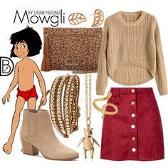 DisneyBound - Mowgli