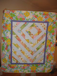 dream on quilt | this lovely will be going to a family frien… | Flickr