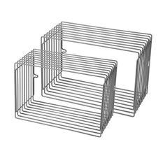 Done by Deer Wire Regal - 2er Set Jetzt bestellen unter: https://moebel.ladendirekt.de/wohnzimmer/regale/haengeregale/?uid=e6845164-6b3a-5fd9-82e0-de27f12a0887&utm_source=pinterest&utm_medium=pin&utm_campaign=boards #wohnzimmer #haengeregale #regale