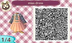 Animal Crossing QR Codes ❤