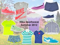 Breezy and comfy, that's what the Nike Sportswear Summer 2012 collection promises. Check it out: www.venusbuzz.com