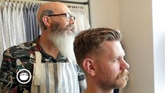 """Titans of the Beard Industry Finally Meet 
