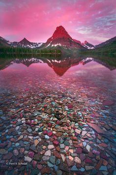 Photograph Mount Sinopah by Perri Schelat on 500px