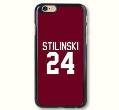 Teen Wolf Inspired Stiles Stilinski Dylan O'brien Protective Phone Case For iPhone case & Samsung case, SC0295