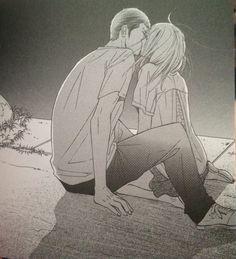Ryu & Chizu❤️❤️❤️ I just love them so much!!!! I wish I had a Ryu in my life...