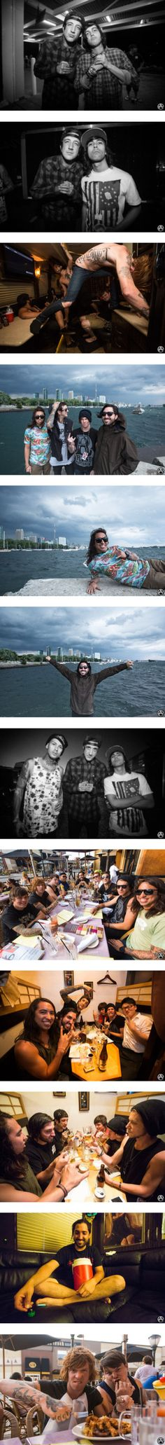Of Mice & Men featuring Pierce The Veil and Sleeping With Sirens