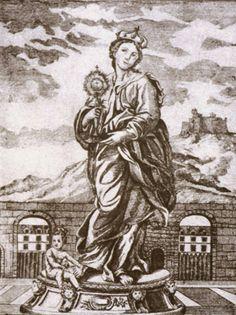 Madre de Dios y Madre Nuestra: 04 de marzo: Nuestra Señora de la Guardia