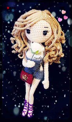Pretty Baby Felicia / шерсть / ручная кукольный / Электроника Графический / незаконченное