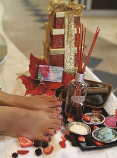 signature services tropical paradise spa pedicure spa