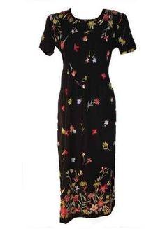 Compra mi artículo en #vinted http://www.vinted.es/ropa-de-mujer/vestidos-largos/394636-vestido-vintage-largo-flores