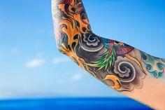 Ideas para tatuajes en los brazos 2