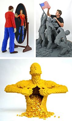 9 Insane LEGO Creations