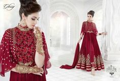 Indian Designer Wedding And Party Heavy Dress