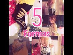Customizando roupas: 5 formas