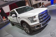 #2015FordF150KingRanch  2015 Ford F-150 King Ranch #2015FordF-150