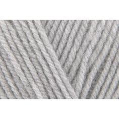 Sirdar Hayfield Bonus DK - Light Grey Mix (814) - 100g