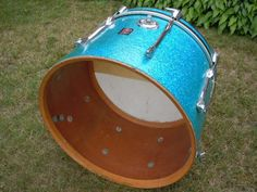 Premier vintage 20 inch bass drum