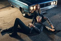 Tommy Hilfiger Denim has reunited with Hailey Baldwin and Lucky Blue Smith for its fall-winter 2016 campaign. The advertisements are called Hailey Baldwin & Lucky Blue…