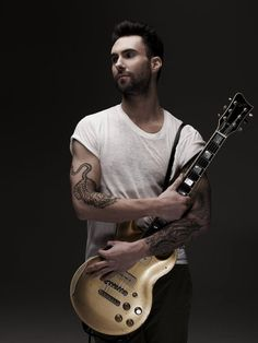 I love Adam Levine, he is so handsome