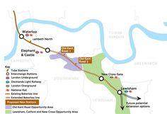 Croydon Tramlink map RouteMapgif 1056694 Constructed realities