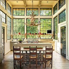 Open Shelving - 10 Ways With Reclaimed Wood - Southern Living