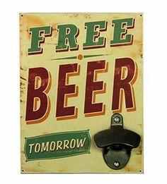 destapador abridor botellas cervezas pared madera 2 modelos Diy Bottle Opener, Beer Bottle Opener, Beer Caddy, Fun Things, Things To Sell, Make Your Own Wine, Free Beer, Wine Racks, Wood Working