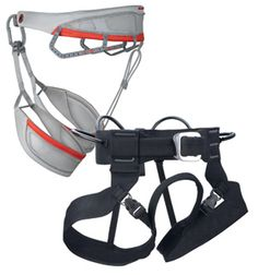 Rock Climbing Buying Guide. Harness.