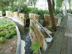 Jardin Atlantique Paris