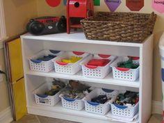 More than just a bookshelf by Teach Preschool