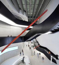 MAXXI/National Museum of XXI Century Arts, Zaha Hadid