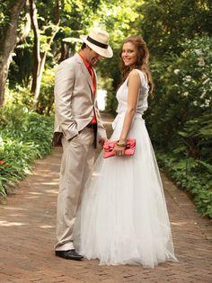 Gown by Joss Bridal Wear. Wedding Inspirations magazine Summer 2011 (December) www.weddinginspirations.co.za Inspirations Magazine, Fashion Shoot, Your Style, December, Wedding Inspiration, Gowns, Couture, Bridal, Wedding Dresses