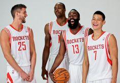 Houston Rockets #❤️2013-2014 #❤️HopefullyLonger #❤️AwesomeYear//AmazingOnesToCome