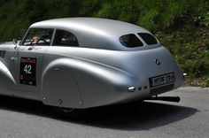 BMW 328 Kamm Coupe 1939