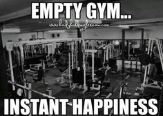 gym humor...instant happiness