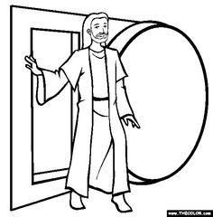three crosses on calvary hill coloring page - Google ...