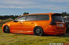 garage | Volvo V70 II (2008)